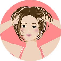 Массаж против седых волос