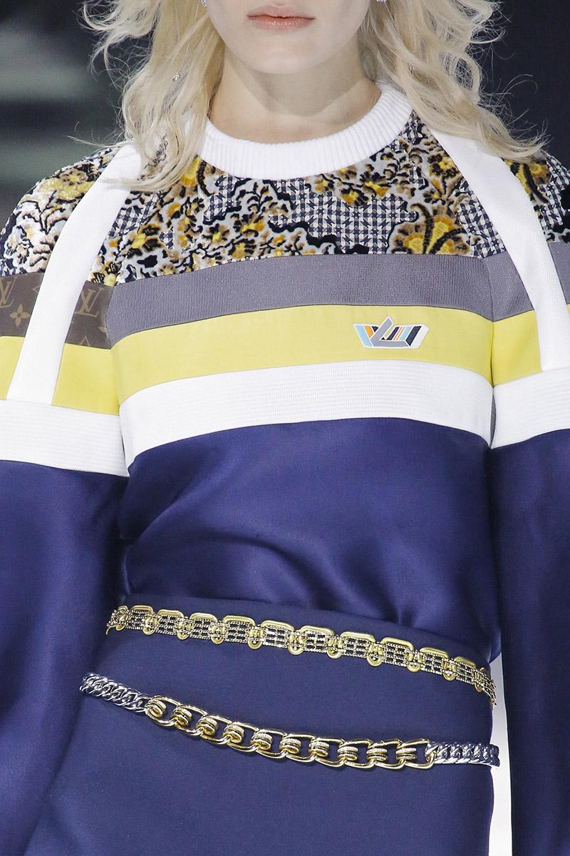 Цепи Louis Vuitton