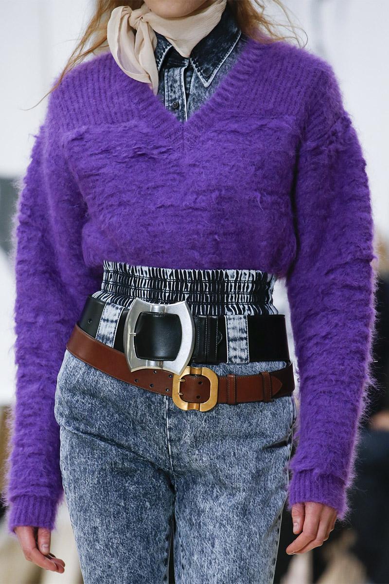 Модные ремни Miu Miu