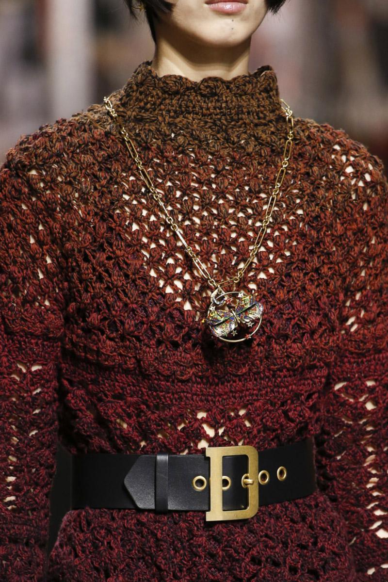 Подвески Christian Dior