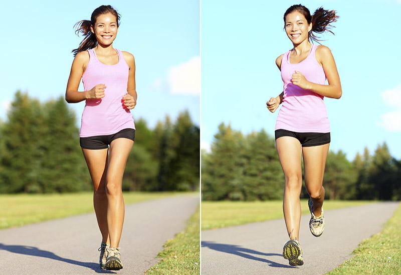 Что лучше ходьба или бег