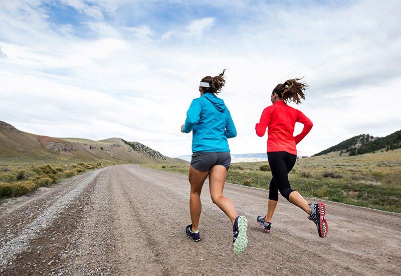 Результаты бега для похудения