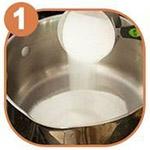 Рецепт пасты с лимонной кислотой шаг 1
