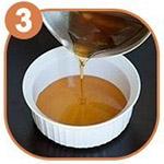 Рецепт пасты с лимонной кислотой шаг 3