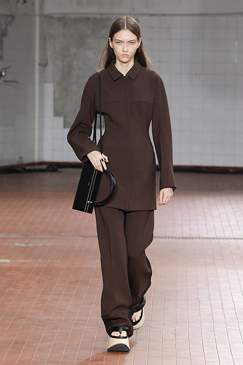 Brown Granite Jil Sander