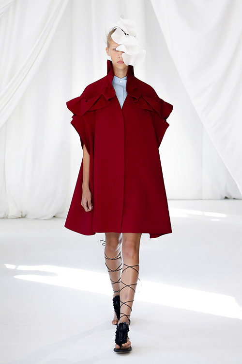 Jester Red Delpozo