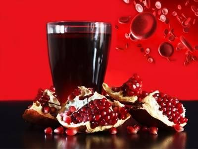 Продукты, повышающие гемоглобин в крови: таблица