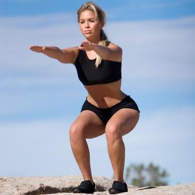 ТОП 7 самых эффективных упражнений для похудения ног и бедер