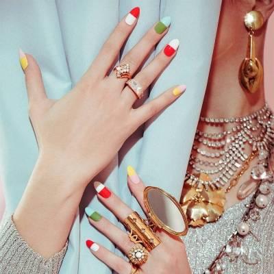 Модный маникюр весна-лето 2019: тенденции, фото
