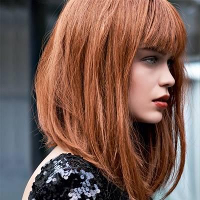 Модные стрижки 2019 на любую длину волос, 62 фото