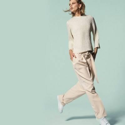 cf0ceb61154 Модные брюки осень-зима 2019-2020  классика