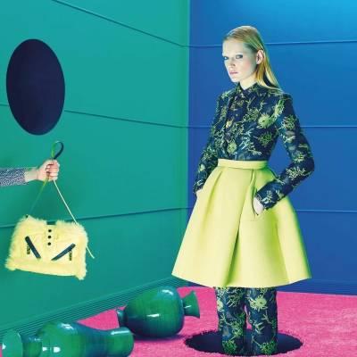 d4285d47274 Модные юбки осень-зима 2019-2020  строгая женственность