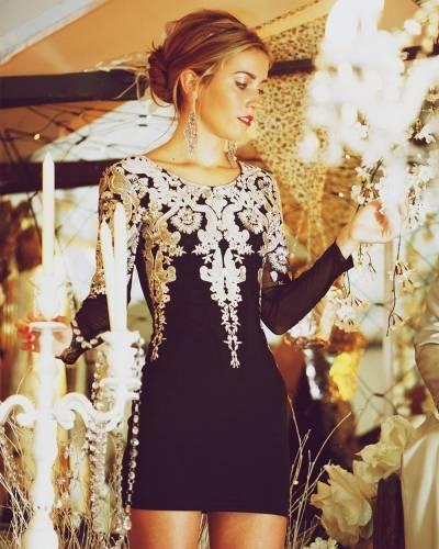 701de76420b93ae Платья на Новый год 2020: фото, выбор модного фасона