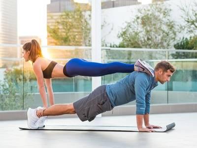 Упражнение планка: классическая, +10 усложненных вариантов