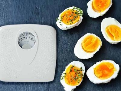 Яичная диета на 2 или 4 недели с меню на каждый день в таблице