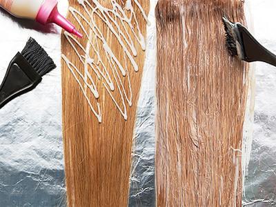 Как правильно смешивать краски для волос: примеры колористики
