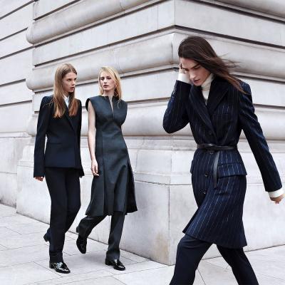 Стиль минимализм в одежде: фото, трендовые луки