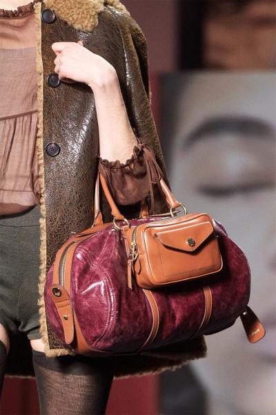 54da0534413e Модные сумки осень-зима 2019-2020: сложная геометрия и обилие декора
