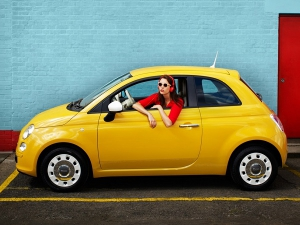 Маленькие машины для девушек