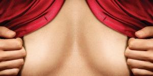 Волосы на груди у женщин, мужчин