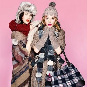 Модная вязаная одежда осень-зима 2017-2018