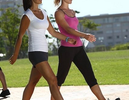 Ходьба для эффективного похудения
