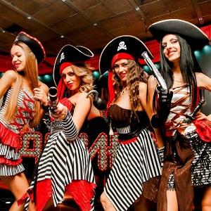 Сценарий пиратской вечеринки: идеи оформления, конкурсы