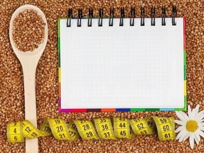 Гречневая диета для похудения на 7 дней: меню и рецепты на каждый день