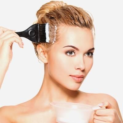 Как осветлить волосы в домашних условиях без вреда для волос быстро