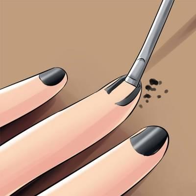 Как снять гель лак дома самостоятельно: лайфхаки