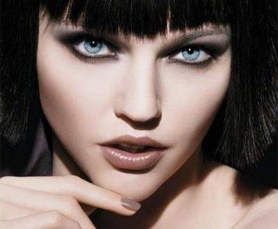 Макияж для брюнеток с голубыми глазами: дневной и вечерний