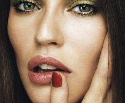 Макияж для брюнеток с зелеными глазами : дневной и вечерний