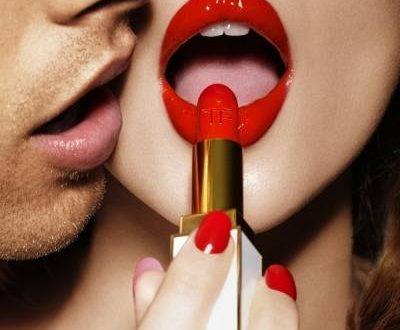Макияж с красной помадой: секреты идеальных губ
