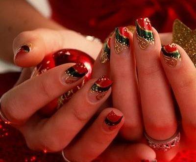 Маникюр на Новый год 2020: подбираем дизайн и цвет ногтей