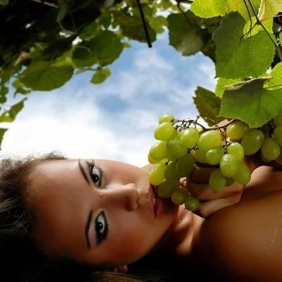 Масло виноградной косточки для волос: польза и применение