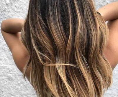 Мелирование на русые волосы: фото, выбор оттенков и техники