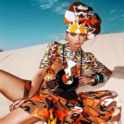 Модные принты 2020 года в одежде для женщин