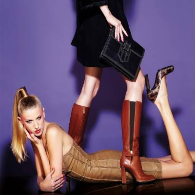 Модные женские сапоги осень-зима
