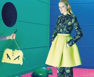 Модные юбки осень-зима 2019-2020: строгая женственность