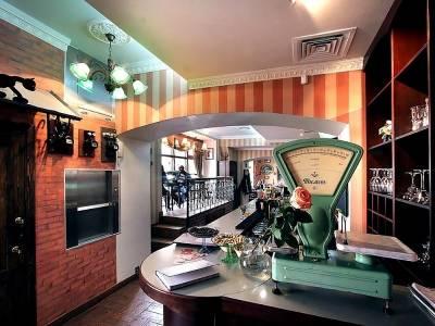 Необычные рестораны Москвы: пятерка самых экзотичных мест