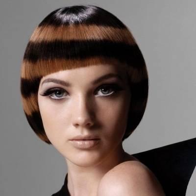 Окрашивание волос в два цвета — ультрамоднодный тренд