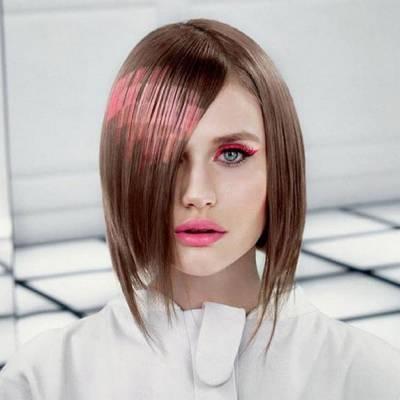 Пиксельное окрашивание волос – новый бьюти-тренд