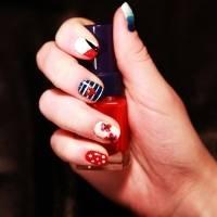 Рисунки на коротких ногтях: интересные и простые идеи
