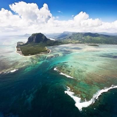 Самые необычные места на Земле: десятка природных красот