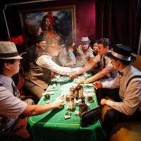 Сценарий гангстерской вечеринки в стиле Америки 20-х годов