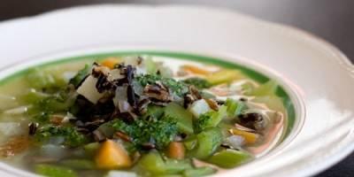 Сельдереевый суп для похудения: рецепт в оригинале + меню диеты
