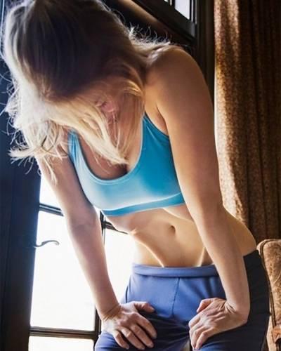 Как упражнение вакуум живота делает его плоским и уменьшает талию