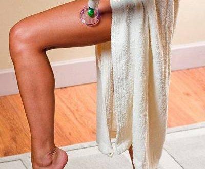 Вакуумные банки от целлюлита: как правильно делать массаж